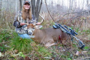ALyssa big buck 15